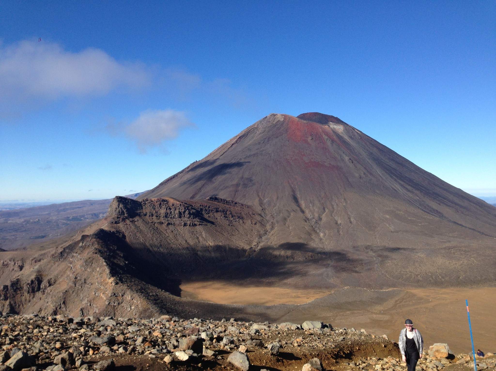 Mount Ngauruhoe, mount doom, lord of the rings, mountain, volcano, walking, tramping, great walks, tongariro,