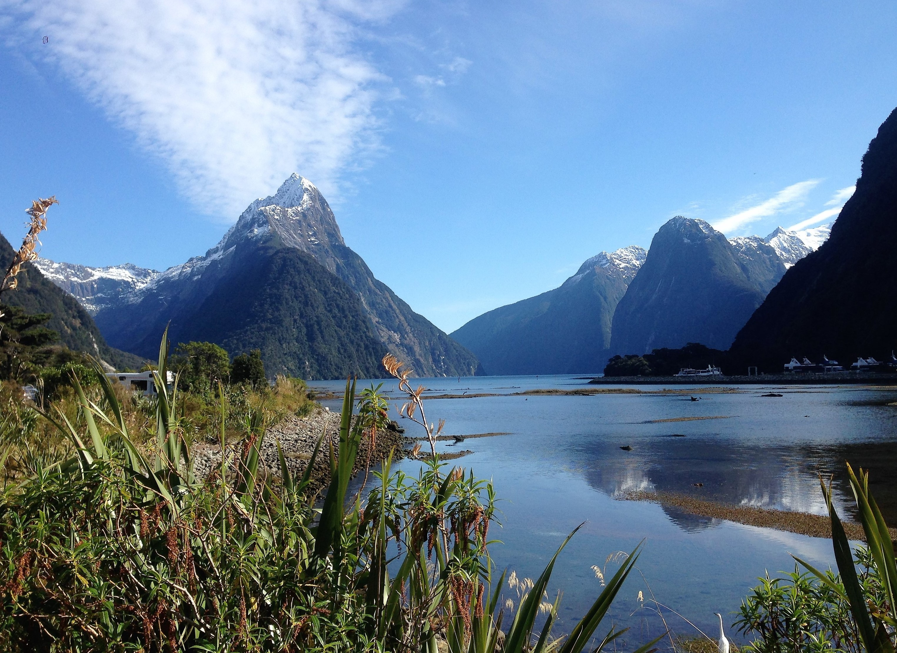 Milford Sound, crusie, fiord, sound, New Zealand, south island
