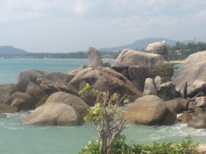 grandfather rocks, koh samui, travelling, backpacking, travels, rocks, grandfather rocks, travels, travelling, backpacking,