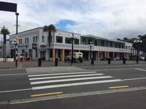 Napier, hawkes bay, north island, new zealand, art deco, buildings,