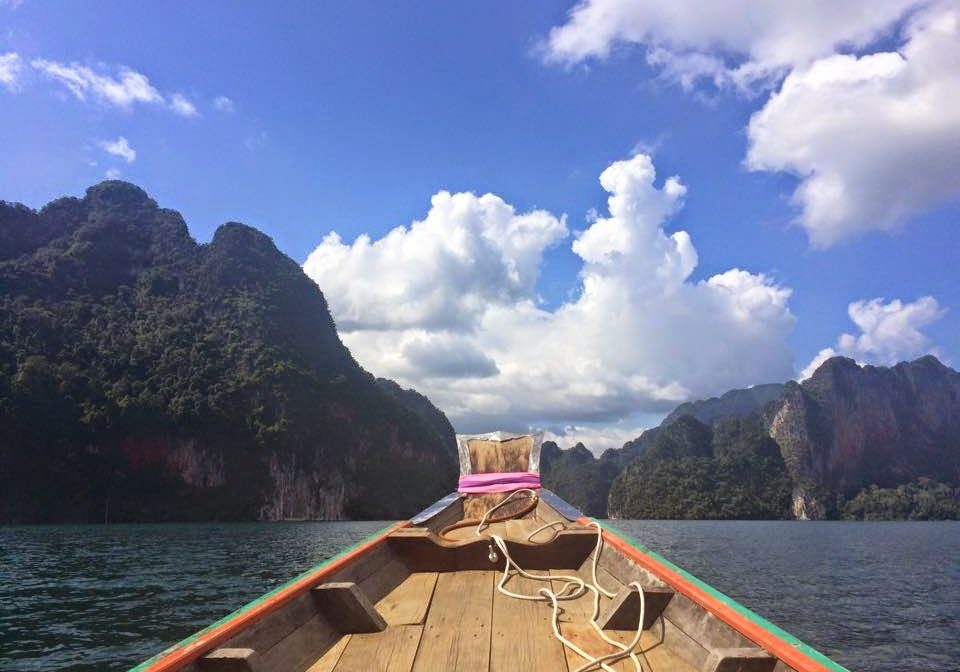 longtail boat, travels, travelling, backpacking, thailand,