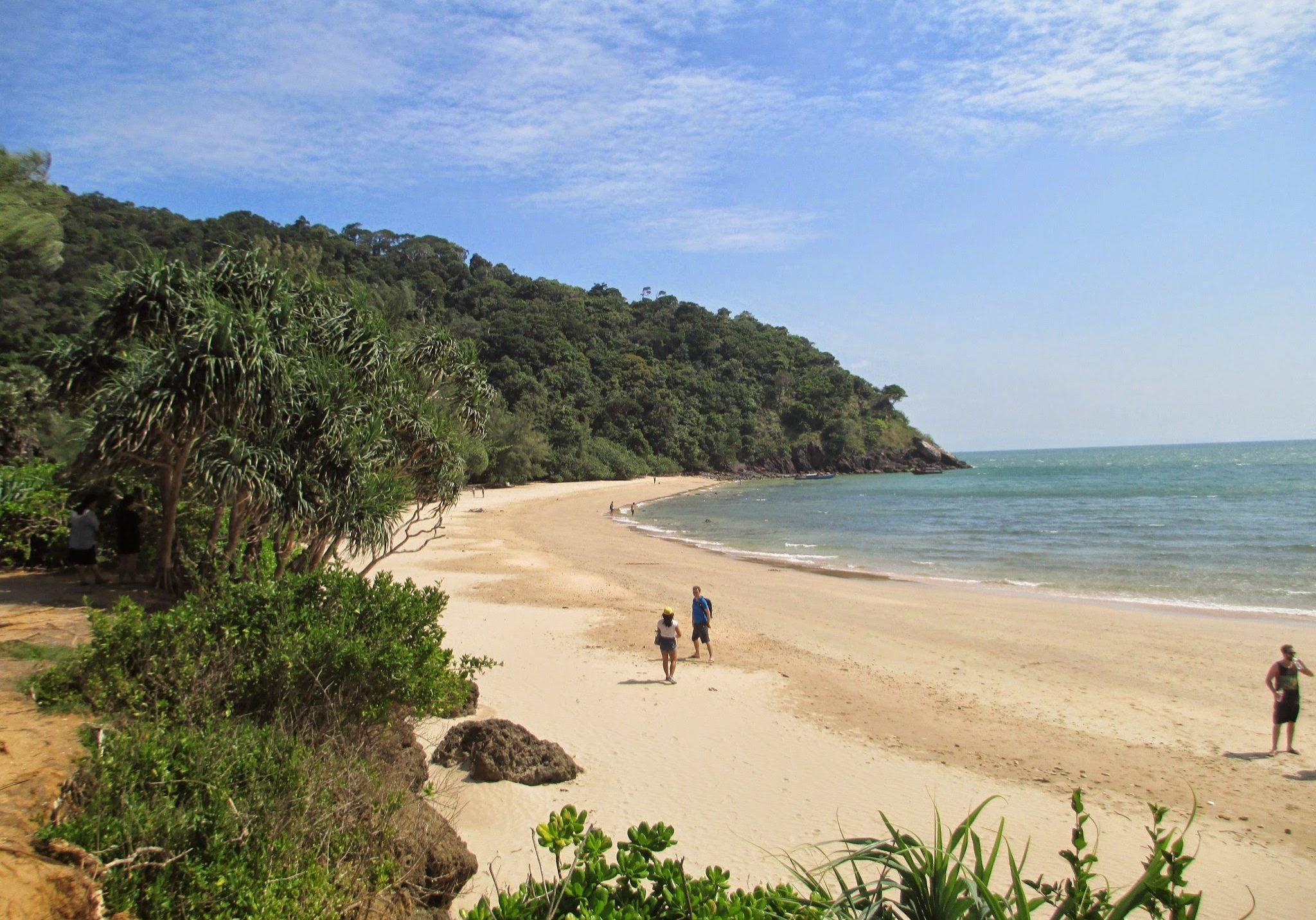 Koh Lanta, nationals park, beach, island, thailand, paradise, travelling, travels, backpacking,