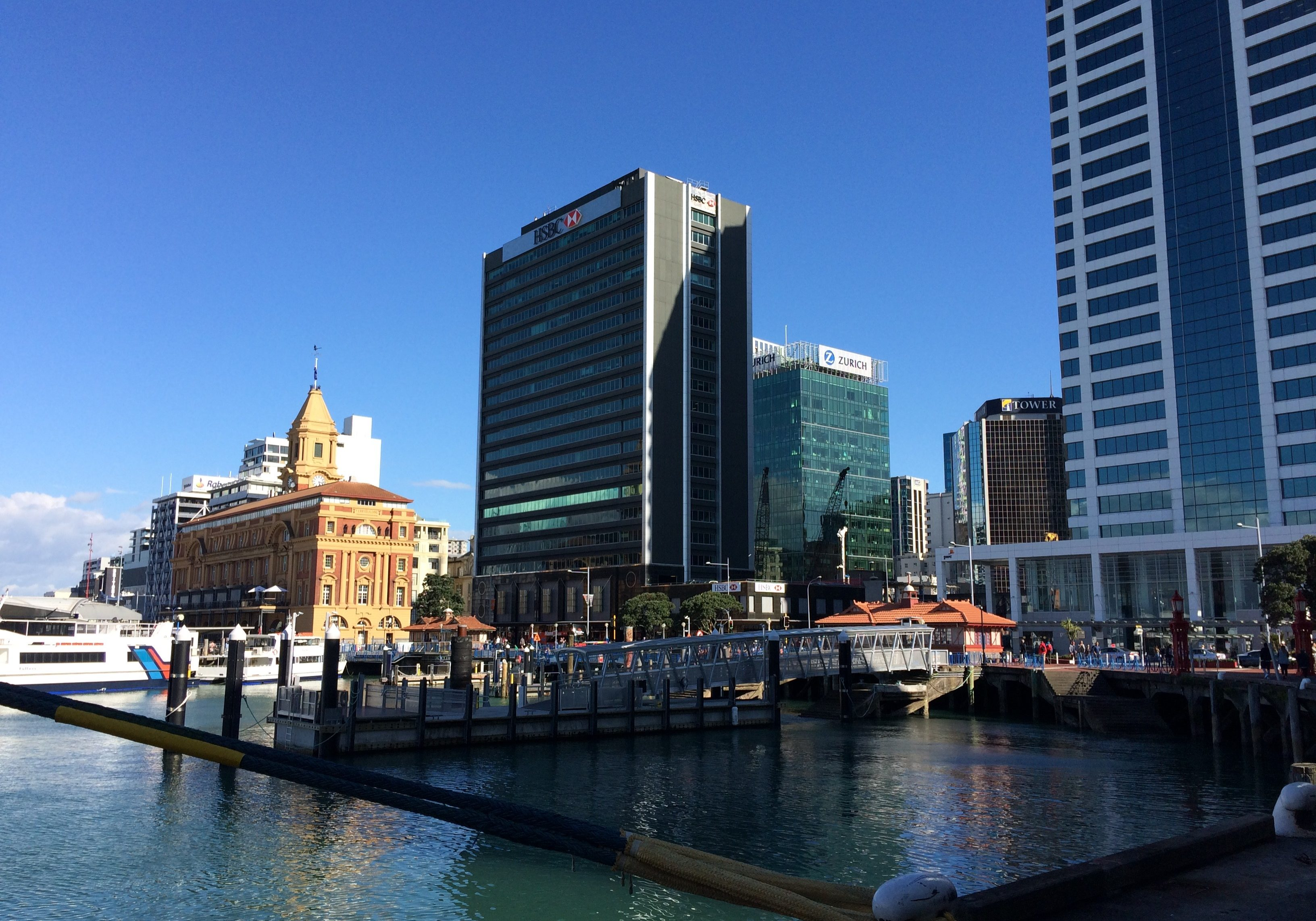 aukland, harbour, boats, water, bars, new zealand, north island, top places,
