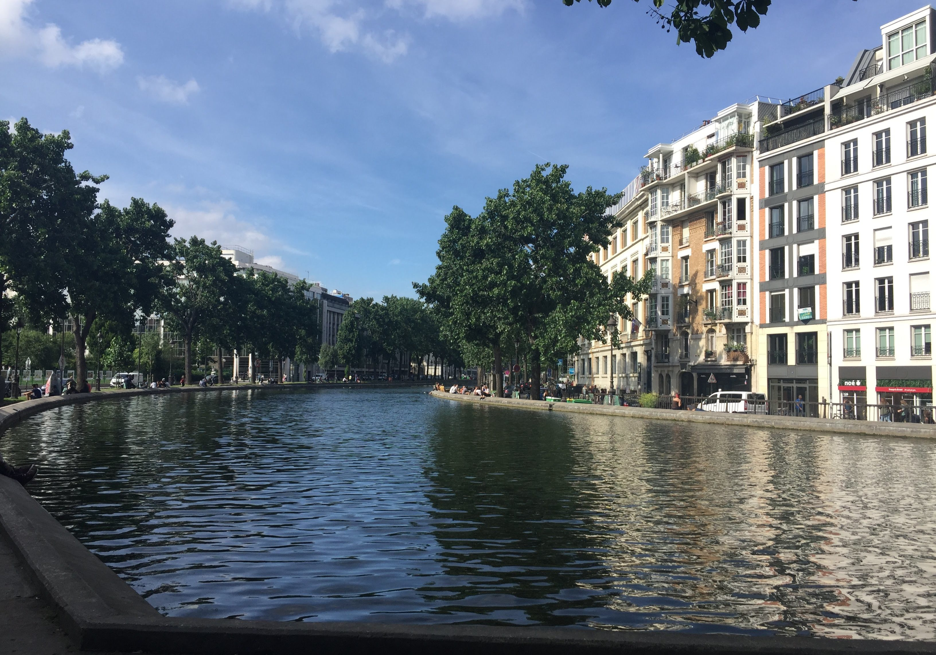 Canal, Canal St Martin, top places, paris, france, europe,