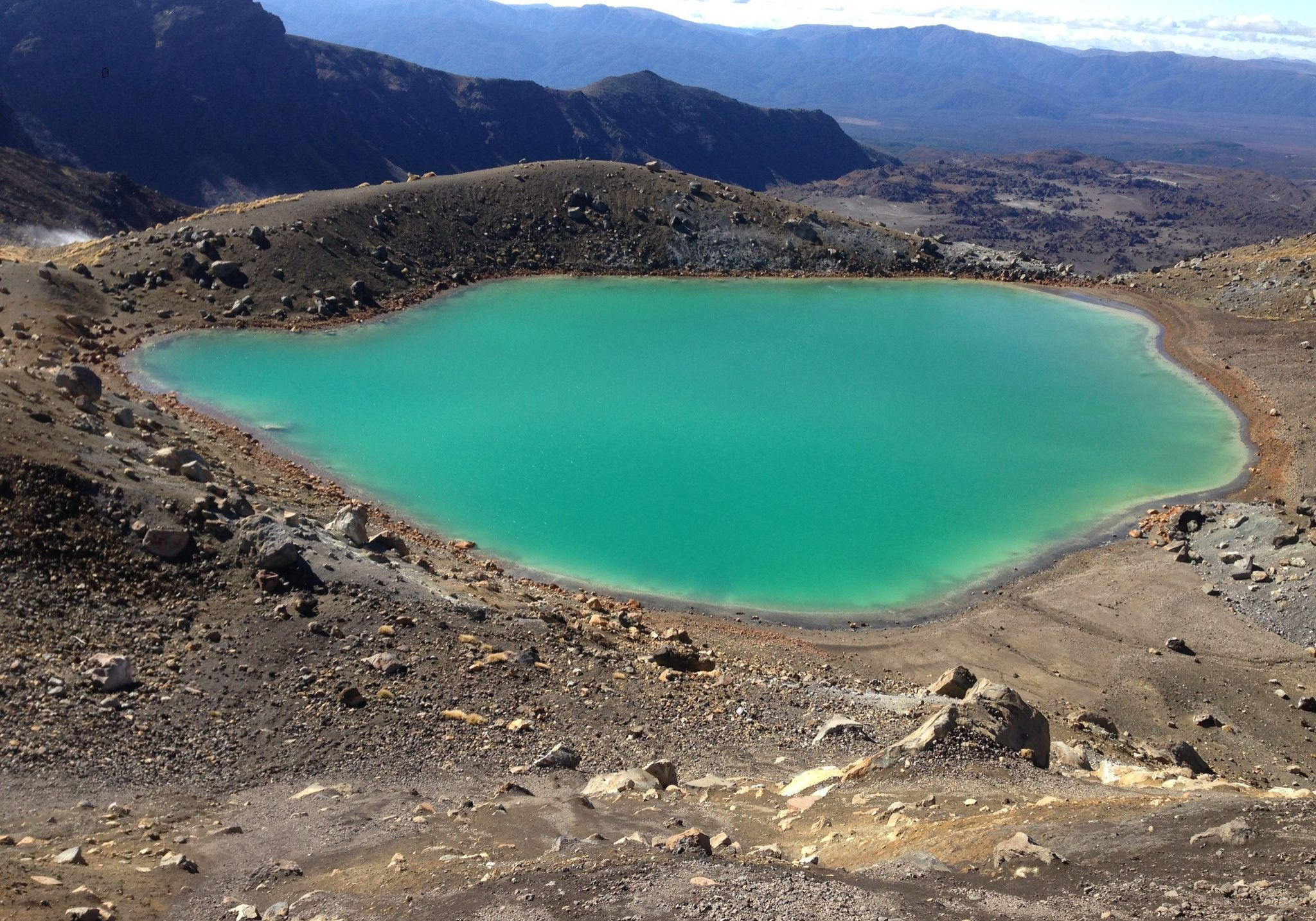 Tongariro Alpine Crossing, Tapuo, North Island, New Zealand, things to do, walking, tramping,
