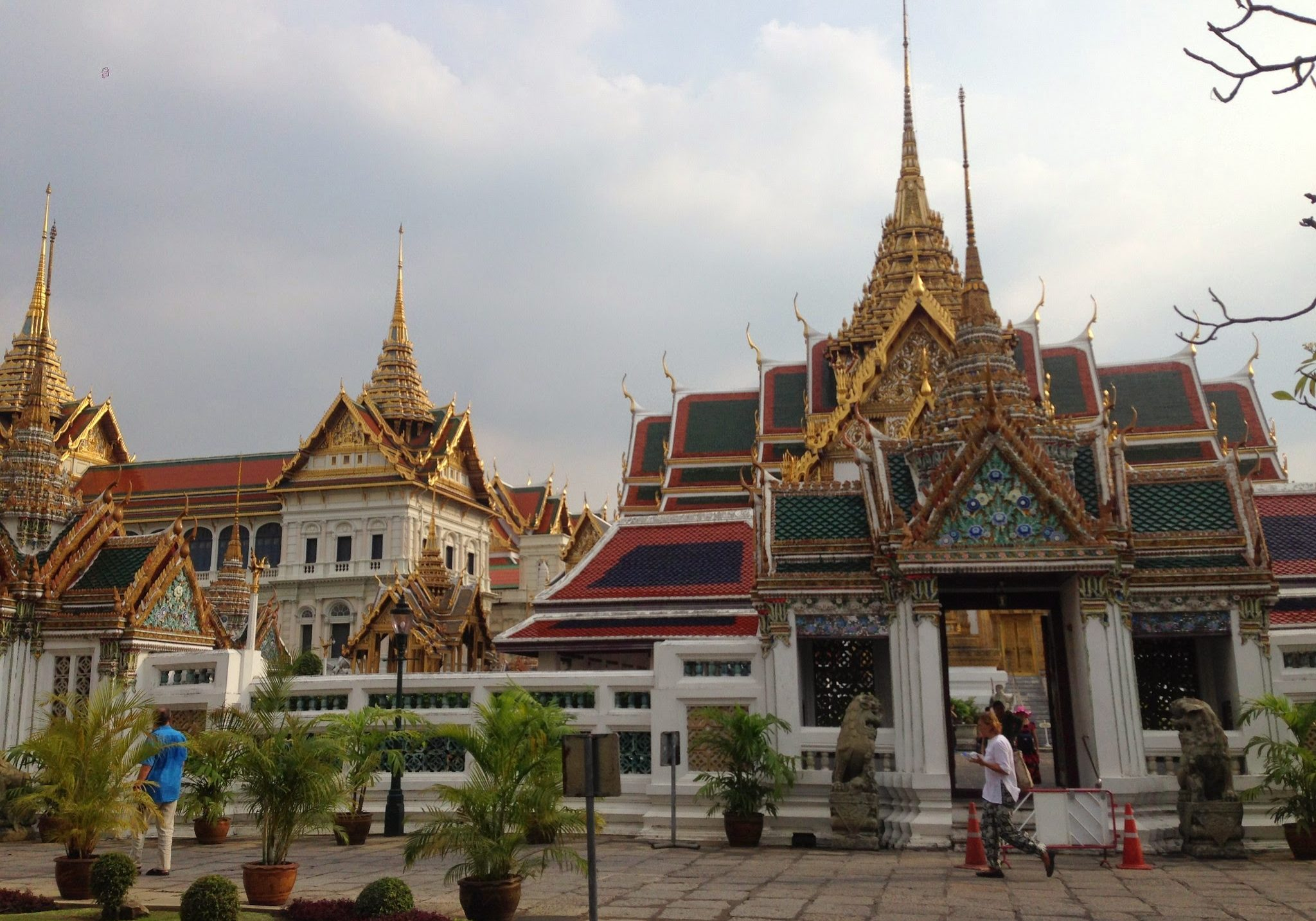 grand palace. bangkok, thailand, travels, backpacking, temple, temples, palace