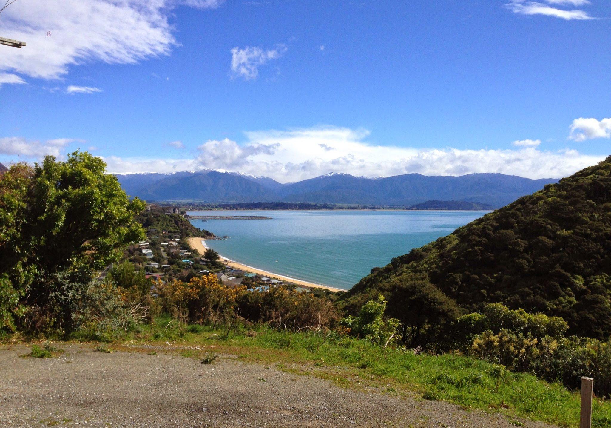 Tata Beach, Nelson, South Island, beach, sand, sea